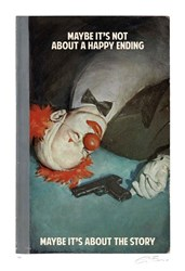Happy Ending (AP) by The Connor Brothers - Hand Coloured Giclee Limited Edition sized 22x33 inches. Available from Whitewall Galleries
